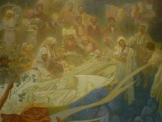 Slav Epic No 20 The Apotheosis of the Slavs 1926