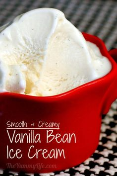 Jeni's Splendid Ice Creams at Home. Smooth & Creamy Vanilla Bean Ice Cream