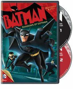 Amazon.com: Beware the Batman: Shadows of Gotham Season 1 Part 1: Anthony Ruivivar, Jb Blanc, Sumalee Montano, Sam Register: Movies & TV