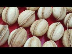 Mini gâteau fourrée au caramel (zouza)