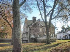 Fieldstone Farm House, Washington's Crossing, Bucks County
