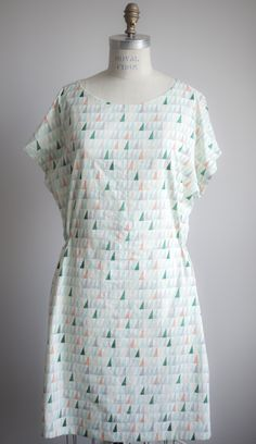 Love this version of the Staple Dress