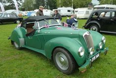 1948 Lea-Francis 14hp Sports Tourer