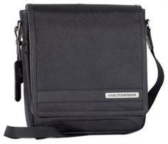 cd5bb4a1db vertical-messenger-bag-mn5050s-black · Harley Davidson ...