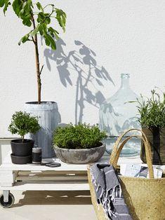 STIL INSPIRATION: Wonderful outdoor living on the terrace