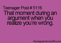 teenager post...  ....................yeah.....................