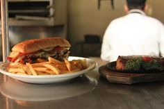 Alamo Steakhouse and Saloon - The Alamo Steakhouse Restaurant in the Smokies is the perfect dinner setting.