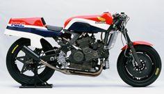 1983 NR500 東京モーターショー出展車