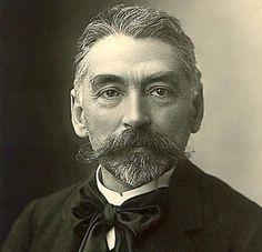 Mallarmé  Etienne Mallarmé / Stéphane Mallarmé (1842 - 1898) Francia Poeta Simbolista, parnasianismo