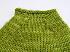 a neater way to ssk. The traditional ssk: slip as if to knit, slip as if to knit. Place your left needle into the front of the slipped sts and knit them together. Try this instead: slip as if to knit, slip as if to PURL. Place your left needle into the front of the slipped sts and knit them together.