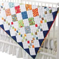 "Diamond Patch Quilt Pattern by Pleasant Vally Creations. Their motto ""The more you do with what you have, the more God gives you to do with!"" - Many great reasonable priced patterns."