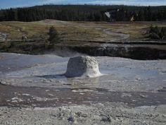 Бихайв Гейзера, Yellowstone(Бихайв Гейзера,  Парк Йеллоустоун)