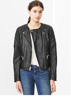 5 Wardrobe Maximizers: Leather Jacket