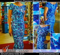 Presenting New TAV Clothing in Store at Janet's – TAV Vibrant Pacific Streamline Dresses with Flair. Style DB67 A-Line. See the latest collection in Store Now at Janet's.  TAV PACIFIC - A Premiere Fashion Brand of the Pacific  Janet's ●► http://www.facebook.com/wheresamoashops janetssamoa.com      2nd level Lotemau PH: 23371  #tav #samoa #samoashopping #pacificfashion