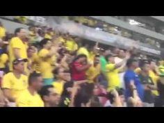 Folha Política: Torcedores xingam Dilma e gritam 'fora PT' antes de jogo do Brasil; veja vídeo  http://w500.blogspot.com.br/