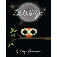 Little Owl's Night... full of shapes and wonderful for teaching about nocturnal animals