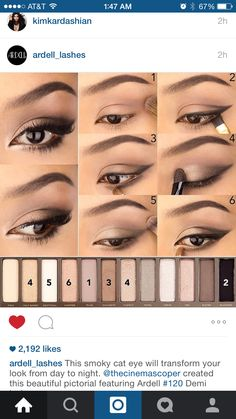 Pretty neutral smokey!!!