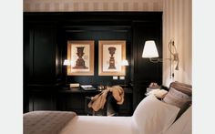 Relais Santa Croce, Boutique Hotel and Gourmet restaurant in a city Florence, offers an exceptional service in a beautiful property.