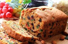 Resep Membuat English Fruit Cake Classic Yang Rich dan Delicious Bingiiiit