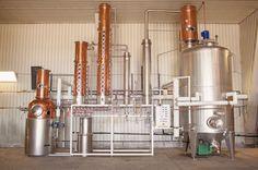 Distilling on Pinterest   Copper Still, Columns and Hillbilly