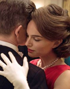 Natalie Portman is perfect in Pablo Larraín's multifaceted portrait of the former first lady Jacqueline Kennedy as an embodiment of grief and as an architect of brilliant political theater.