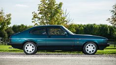 Classified of the week: 1987 Ford Capri Brooklands 280 Ford Capri, Top Gear, Car Ford, Cars, Autos, Car, Automobile