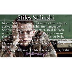 Sterek NOT. But the Of het things are true❤ Teen Wolf Mtv, Teen Wolf Funny, Teen Wolf Dylan, Teen Wolf Stiles, Teen Wolf Cast, Dylan O'brien, Stydia, Sterek, Teen Wolf Season 5
