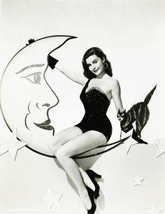 Elaine Stewart c. 1950's