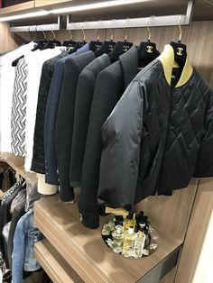 My Chanel jackets