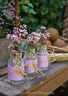 5 Ideas fáciles para decorar una comunión en malva | Decoración