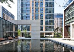Kohn Pedersen Fox Associates: Projects: Songdo XI Harborview