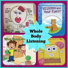 S2U: Whole Body Listening: Sponge Bob Style