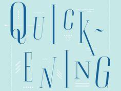 Quickening - Tina Smith