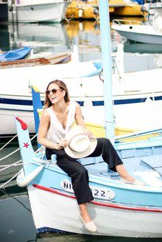 Top Emma en soie lavée  #lookbook #atode #summer #ss17 #madeinfrance #robe #coton #dress #minimaliste #saintjeancapferrat #nice