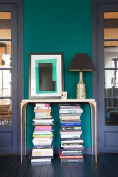 Casinha colorida: Chez Anne Sophie