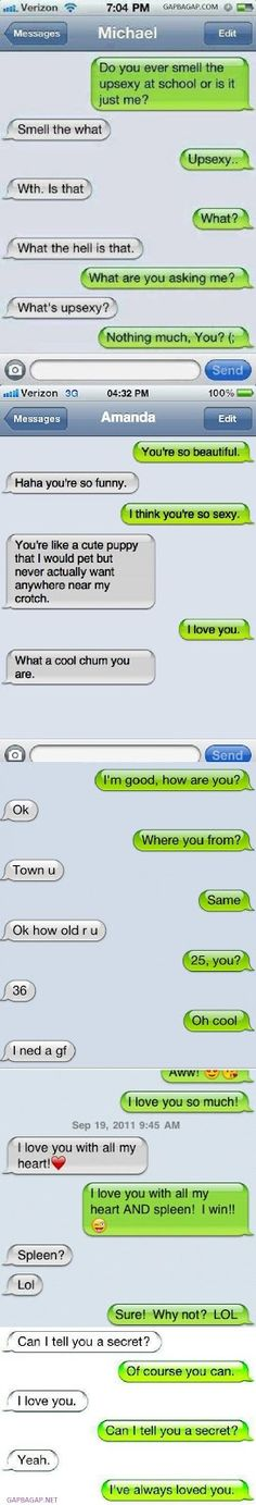 Top 10 Hilarious Text Messages Of The Year