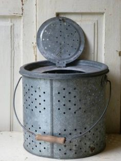 Minnow Bucket?
