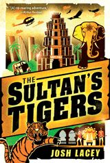 Sequel to Island of Thieves, this action-packed middle grade adventure novel set in India is the perfect trip for reluctant readers.