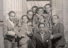 Última imagen que se conserva de Federico Farcía Lorca  tomada el 28 de junio de 1936