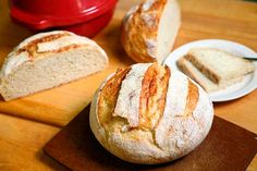 BAKING IN A COLD DUTCH OVEN: ARTISAN BREAD STARTS LOW AND SLOW