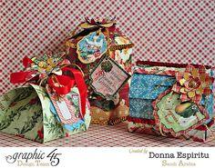 12 days of Christmas boxes - Scrapbook.com