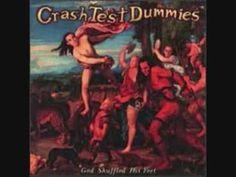 Crash Test Dummies - Swimming In Your Ocean