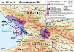 Military operations in the 2008 South Ossetia war