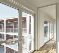 Baumberger & Stegmeier . Edelaar Mosayebi Inderbitzin . Brüggliäcker Housing Estate . Oerlikon (3)
