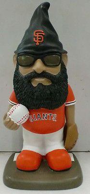 SF San Francisco Giants Brian Wilson Gnome SGA 5/20  w/ Ticket