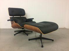 original vitra lounge chair von charles eames mit - Planner Sessel