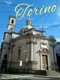 Cieli blu a Torino