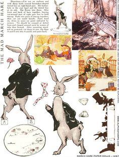 lapin_press__rabbit_alice_wunderland