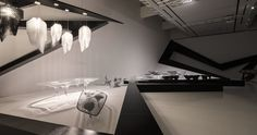 Zaha Hadid_ Tokyo Opera House_ Exposition Aria & Avia by Slamp House Tokyo, Light Project, Zaha Hadid, City Art, Opera House, Art Gallery, Architecture, Luxury, Projects