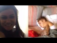 Remember that story about Justin Bieber romping around with Brazilian prostitutes? A video was posted to YouTube yesterday and it supposedly shows a prostitute filming Bieber while he was sleeping. Check it out...